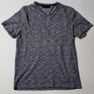 Marc Anthony pocket stubby blue & white medium
